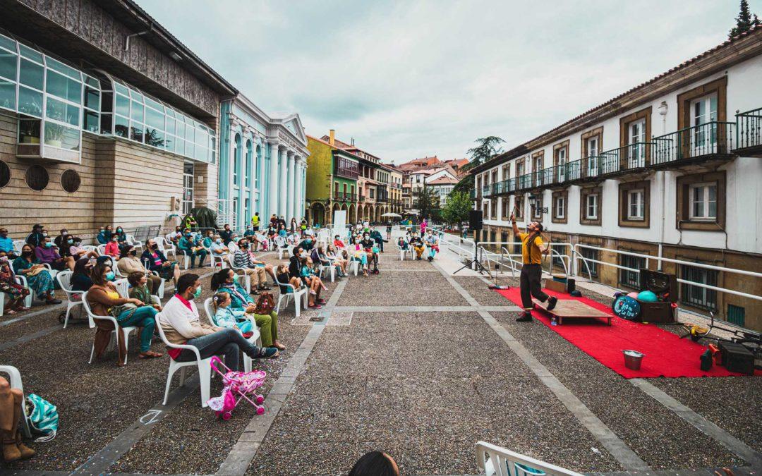 Festival de Arte en la Calle. Asturisas